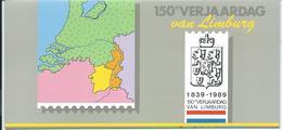 België Herinneringsmapje 150j. Limburg Nr 2338 - Cartes Souvenir