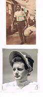 AUTOGRAPHES - JEUX OLYMPIQUES - HONGRIE - MESZOLY - FOOTBALL - MENDELENYI - ESCRIME - - Autographs
