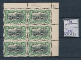 BELGIAN CONGO BOX1 COB 24 MNH - 1894-1923 Mols: Mint/hinged