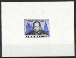 Liberia Sir Winston Churchill (436380) - Sir Winston Churchill