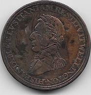 Grande Bretagne - Wellington - 1812 - 1662-1816 : Anciennes Frappes Fin XVII° - Début XIX° S.