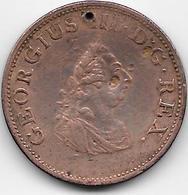 Irlande - 1/2 Penny - 1805 - Irlande