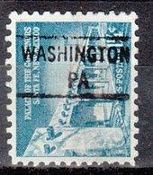 USA Precancel Vorausentwertung Preo, Locals Pennsylvania, Washington 804 - Vereinigte Staaten