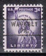 USA Precancel Vorausentwertung Preo, Locals Pennsylvania, Waverly 743 - Vereinigte Staaten