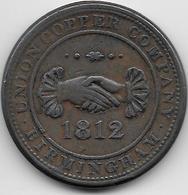 Grande Bretagne - Penny - Birmingham - 1812 - 1662-1816 : Anciennes Frappes Fin XVII° - Début XIX° S.
