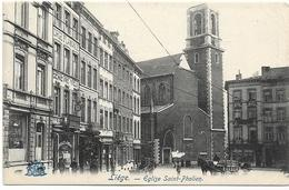 LIEGE : Eglise Saint-Pholien - Liege