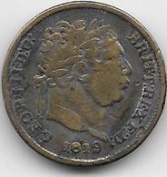 Grande Bretagne - 1819 - 1816-1901 : Frappes XIX° S.