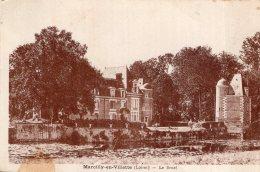 V14496 Cpa 45 Marcilly En Villette - Le Bruel - Orleans