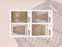 Thailand SS 103 1995 International Letter Writing Week, Souvenir Sheet ,mint Never Hinged - Thailand