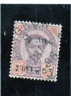 B - 1887 Thailandia .- Re Chulalongkorn - Thailand