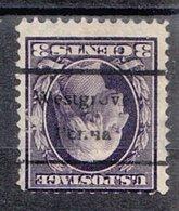 USA Precancel Vorausentwertung Preo, Locals Pennsylvania, Westgrove L-1 TS, Stamp Thin - Vereinigte Staaten