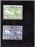 B - 1925 Thailandia .-  Garuda Air Mail - Thailand