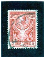 B - 1910 Thailandia .-  Re Chulalongkorn - Thailand