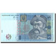 Billet, Ukraine, 5 Hryven, 2005, 2005, KM:118b, TTB - Ukraine