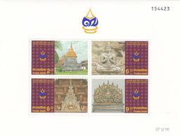 Thailand SS 111 1996 Chiang Mai 700th Anniversary, Souvenir Sheet ,mint Never Hinged - Thailand