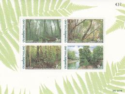 Thailand SS 125 1996 Centenary Of Forest Department, Souvenir Sheet ,mint Never Hinged - Thailand