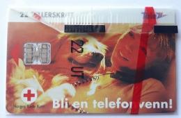 N 34 Red Cross ,  Norway, Unused In Blister - Norway