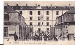 LORIENT - LA CASERNE BISSON (62e Ligne) - Lorient