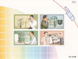 Thailand SS 136 1997 Telecom, Souvenir Sheet ,mint Never Hinged - Thailand