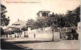 AFRIQUE --  CAP VERT -- Rua De Infante Henrique - S. VINCENTE C V - Cap Vert