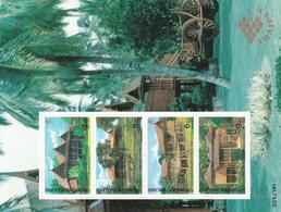 Thailand SS 142 1997 Thaipex 97 Souvenir Sheet ,mint Never Hinged - Thailand