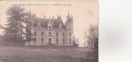 CPA -  98. LA CHAPELLE SAINT FLORENT - Château De La Baronnière - France