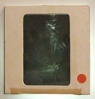 Plaque De Verre Positive Sous Carton - Luz Saint-Sauveur - Pont Napoléon - Sous L'Arche - Glass Slides