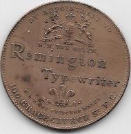 Grande Bretagne - Remington Typewriter - Royal Family - 1896 - Non Classés