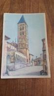 CP  NEUVE ESPAGNE SEGOVIE  SAN ESTEBAN - Segovia