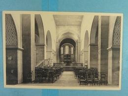 Intérieur De L'Eglise De Lobbes Qui Fut Construite - Lobbes