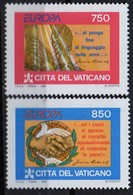 PIA . VAT - 1995 : Europa   - (SAS 1004-05) - Europa-CEPT