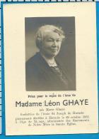 Bp    Ghaye   Hermée - Devotion Images
