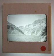 Plaque De Verre Positive Sous Carton - Hautes-Pyrénées - Lac De Cap-de-Long - Glass Slides