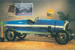 D33951 CARTE MAXIMUM CARD 2004 NETHERLANDS - OLDTIMER DUTCH RACING CAR SPYKER CP ORIGINAL - Cars