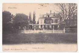 Oude God. Château Everaerts. - Mortsel