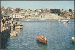St Mawes, Cornwall, 1964 - J Arthur Dixon Postcard - England