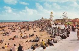 AM40 The Beach And Promenade, Mablethorpe - Fun Park, Big Wheel - England