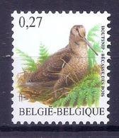 BELGIE * Buzin * Nr 3898 * Postfris Xx * FLUOR  PAPIER - 1985-.. Oiseaux (Buzin)