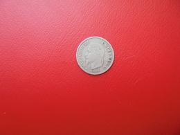 """NAPOLEON III. 20 Centimes (ARGENT) 1867 """"A""""  QUALITE:VOIR PHOTOS - France"""