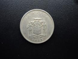 JAMAÏQUE : 10 CENTS  1975  KM 47    TTB - Jamaica