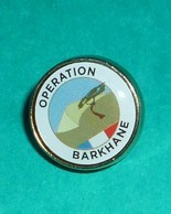 PIN'S BARKHANE - Armée De Terre