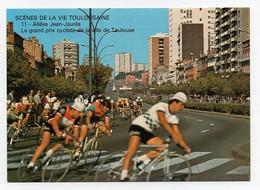 Cyclisme 1984 Grand Prix Cycliste De La Ville De Toulouse Allées Jean Jaurès Scènes De La Vie Toulousaine - Cyclisme