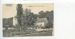 Montry : Le Colombier Du Château (n°3) Pigeonnier - France