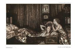Schwestern (nach Einem Gemälde Von W.Russel Flint)  / Druck, Entnommen Aus Zeitschrift /1936 - Books, Magazines, Comics