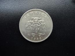 JAMAÏQUE : 10 CENTS  1986  KM 47    SUP+ - Jamaica