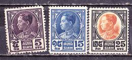 Siam  1928-nuovi Ed Usato - Siam