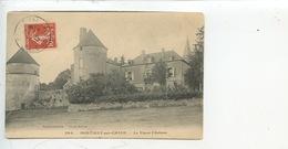 Montigny Sur Canne : Le Vieux Château (pigeonnier Colombier) - France
