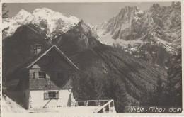 Slovénie - Vrsic - Mihov Dom - Carte-Photo - Chalet Refuge De Montagne - Slovenia