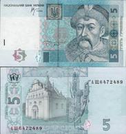 Ukraine 2005 - 5 Hryvnia - Pick 118 UNC (Signature - Stelmakh) - Ukraine