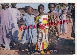 AFRIQUE- MAURITANIE- LE COSTUME NATIONAL - Mauritania